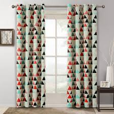 Geometric Patterned Curtains Compare Prices On Curtains Geometric Pattern Online Shopping Buy