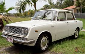 1966 Toyota Corona RT40 CAR ALL Original Mint Condition 4 Door 1 ...