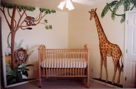 ... Divine Images Of Jungle Baby Nursery Room Design And Decoration Ideas :  Attractive Jungle Baby Nursery ...