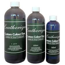 leather dye leatherique standard dye