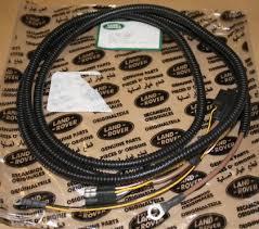 prc6083 glow plug wiring harness shop lrseries com prc6083 glow plug wiring harness image 1