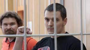 Три с половиной года за призывы к референдуму дело журналиста  Валерий Парфенов и Александр Соколов
