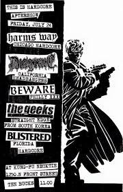 Hardcore punk record labels