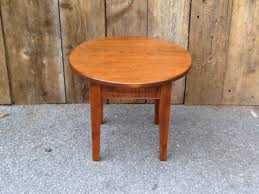 Stunning Small Round Coffee Tables With Coffee Table Maple Small Round  Shaker Coffee Table Occasional Amazing Ideas