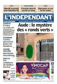 l indépendant carcassonne aujourd hui