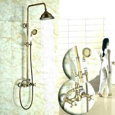 outdoor shower head copper nz design out