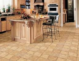 Kitchen Ceramic Tile Flooring Ceramic Tile Is One Of The Most Popular Flooring Choices Used In