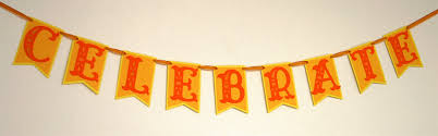 Celebrate Banner Cricut Friday Celebrate Banner Crafted Living