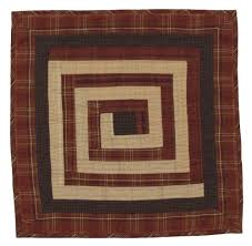Log Cabin Burgundy Quilts - Country Quilts by Choice Quilts & Burgundy Log Cabin Block Adamdwight.com