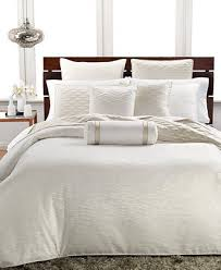 hotel collection woven texture bedding