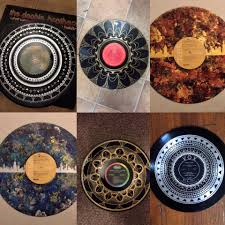 I paint mandalas on vinyl records. #Follow Me #CooliPhone6Case on Twitter  Facebook Google