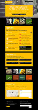 15 Best Wordpress Yellow Color Themes Web Development Tutorials