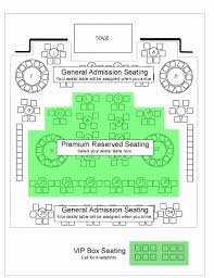 New Hampshire Raceway Seating Chart Detailed Seating Chart
