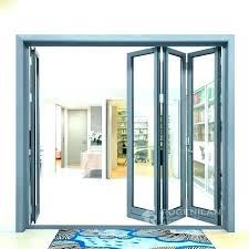 accordion doors exterior exterior glass doors exterior glass folding doors series aluminum accordion exterior exterior folding