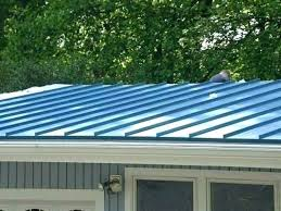 installing metal roofing on a shed install metal roof on shed for home depot metal roofing