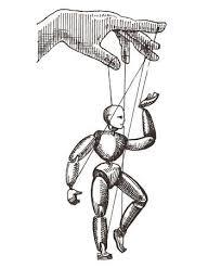 ダンスのイラスト マリオネット人形または木製図のイラスト素材ベクタ