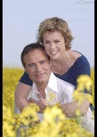 Anne Richard et son compagnon Fabien Lecoeuvre - Purepeople