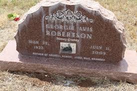 Georgie Alvis Stucker Robertson (1922-2009) - Find A Grave Memorial
