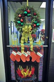 office christmas door decorating ideas. Delighful Door Office Christmas Door Decorating Contest  Decoration Contest Too Close To  Call SanJac Watercooler Inside Ideas