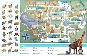 brookfield zoo map. Plain Zoo ZooMapjpg To Brookfield Zoo Map C