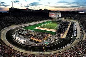 How Bristol Motor Speedway Will Become College Footballs
