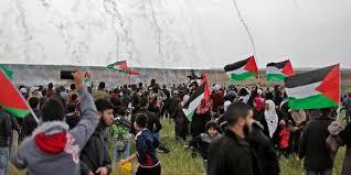 Resultado de imagen de dia tierra palestina