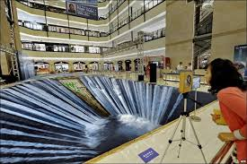 3d painting floor creative paintings