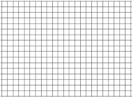 Printable Graph Paper Full Page 1 Inch 1 Grid Paper Originalpatriots Com