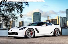 All Chevy chevy c7 : Corvette C7 Z06 - ADV7.0 Track Spec SL Forged Wheels