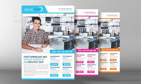Computer Repair Flyer Template Unique Flyers For Computer Repair Erkaljonathandedecker
