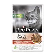 Купить корм <b>паучи</b> Purina <b>PRO PLAN</b> для кошек в интернет ...