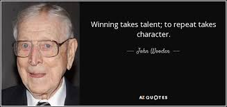 John Wooden Leadership Quotes Gorgeous TOP 48 BASKETBALL LEADERSHIP QUOTES Of 48 AZ Quotes