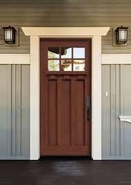craftsman style front doorsBest 25 Craftsman front doors ideas on Pinterest  Craftsman door