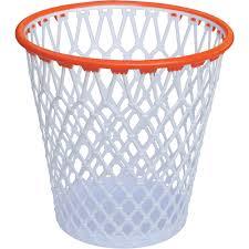 spalding hoopster wastepaper basket  walmartcom