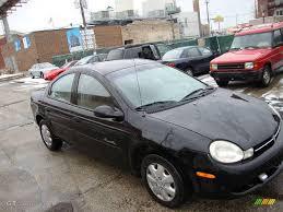 2000 Black Plymouth Neon LX #22993347 Photo #3 | GTCarLot.com ...