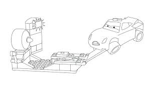 Coloring Page Cars Nottooyoungtoleadorg