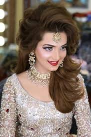 bridal makeup n hairstyling by kashif aslam at kashee s beauty parlour stani bridal hairstyles stani