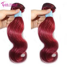 Red Hair Weave Color Chart Red Burgundy Hair Color Chart