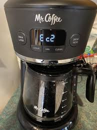 Rated 1 out of 5 by tw928 from no where to purchase replacement filter disk i purchased the 5 cup coffee maker for my dad as a gift. Mr Coffee Easy Measure 12 Cup Programmable Coffeemaker Mr Coffee