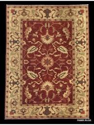 persian vegetable dye red rug