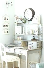 shabby chic office desk. Shabby Chic Desk Home Office Decorating Ideas Accessories .