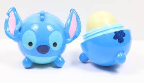 diy eos lip balm stitch tsum tsum tutorial apoxie clay