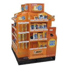 Merchandise Display Stands Best Book Display Stand Cardboard Custom Promotion Bookstore Cardboard