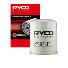 Oil Filter Fitment Chart Home Air Filters Oil Filters And Fuel Filters Ryco