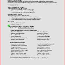 Resume Objective Administrative Assistant Beautiful Executive
