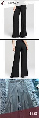 Tahari Outerwear Size Chart Gently Used Cotton Wide Leg Pants Elie Tahari Cover Photo