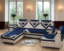 top furniture covers sofas. Modern Couch Covers Top Grade Design Sofa Fabric Plush Quilting Blue White Cotton . Furniture Sofas R