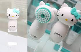 this o kitty pore cleansing kit makes exfoliation surprisingly adorable
