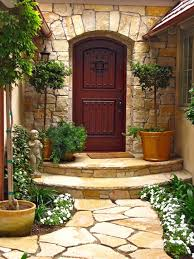 The Front Door @The Enchanted Home
