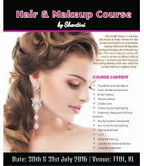 indian bridal makeup course in kl